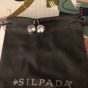SILPADA Cinema Star ⭐️ Cubic Zirconia Earring